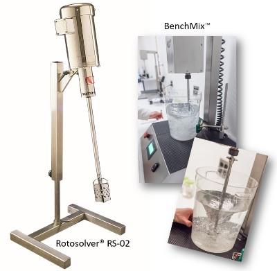 BenchMix Benchtop Lab Mixers