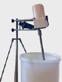 Single Use Lab Mixer