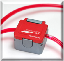 Sonotec SONOFLOW - Aluminum ultrasonic flow rate sensor