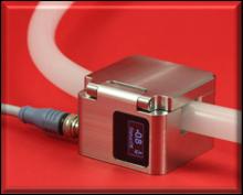 Sonotec SONOFLOW CO.55/100 - Non-Invasive Ultrasonic Flow Rate Sensor; Tube OD 11.1 mm - 12.0 mm