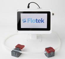 Flotek Flow Controller | Portable PLC Microprocessor.