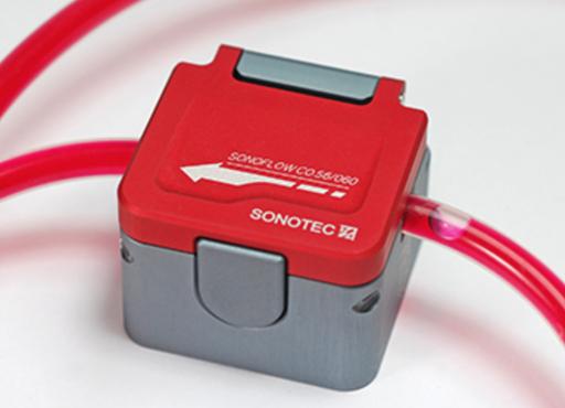 Sonotec Clamp-on Sensors